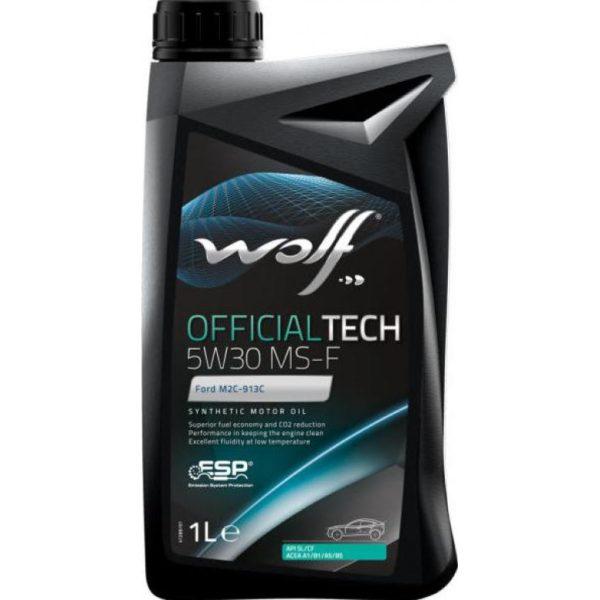 WOLF Officialtech 5W30 MS-F 1л