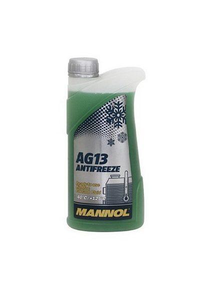AG13 MANNOL антифриз (-40 зеленый) HIGHTEC 1л