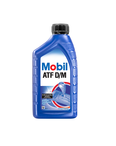 ATF D,M MOBIL ATF D,M For GM, FORD & Allison 0.946л