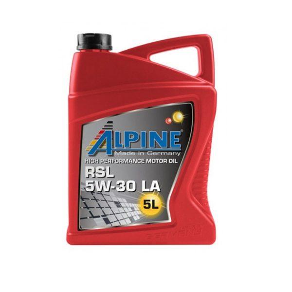 Alpine RSL 5W-30 LA 5л