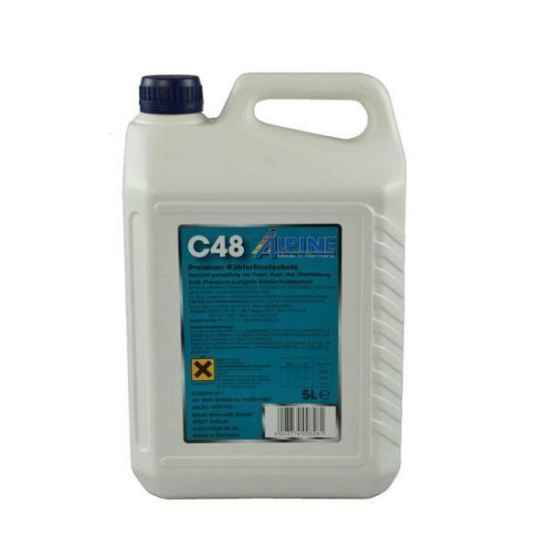 C48 ALPINE концентрат синий NEW 5л