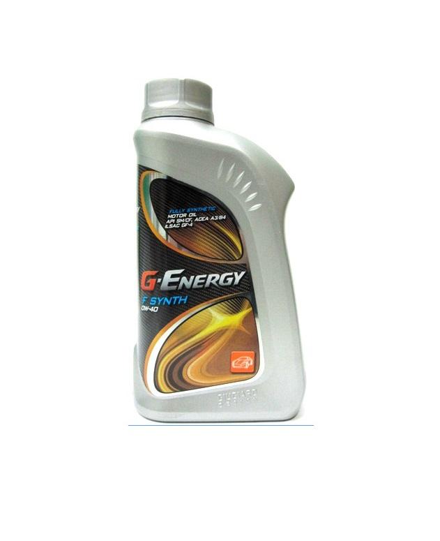 G-ENERGY F Synth 5W40 1л