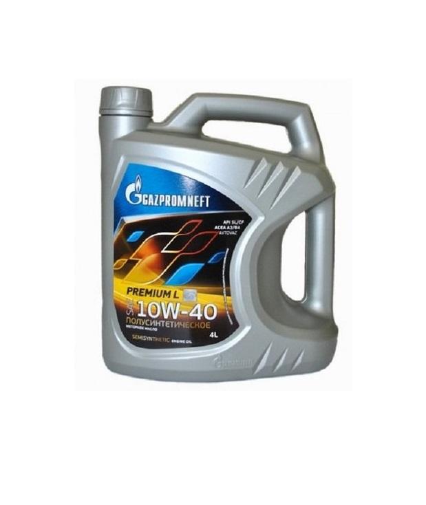 GAZPROMNEFT 10W40 Premium L 4л