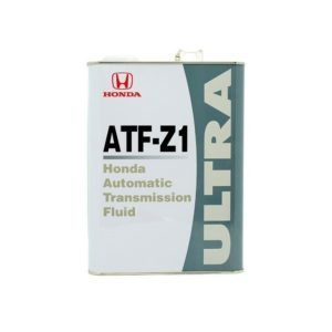 HONDA ATF-Z1 Жидкость для ВАРИАТОР 4л