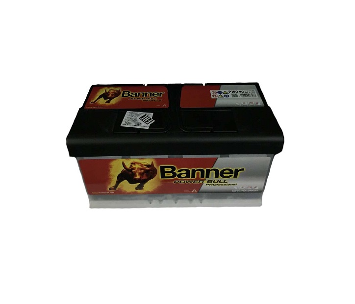 BANNER POWER BULL PRO Аккумулятор 100A/H 820A