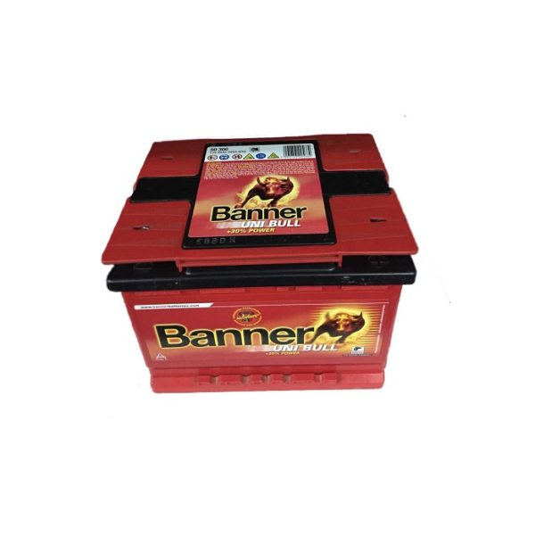 BANNER UNI BULL 69A/H 520A