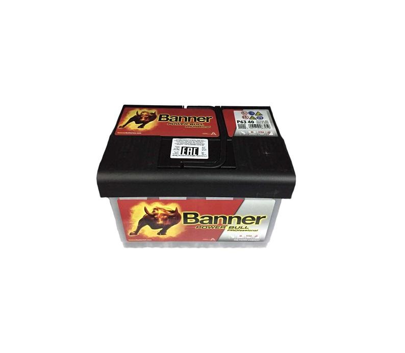 BANNER POWER BULL PRO 63A/H 600A