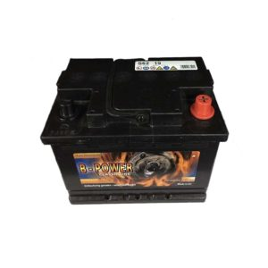 Аккумулятор B-POWER 62A/H 480 A