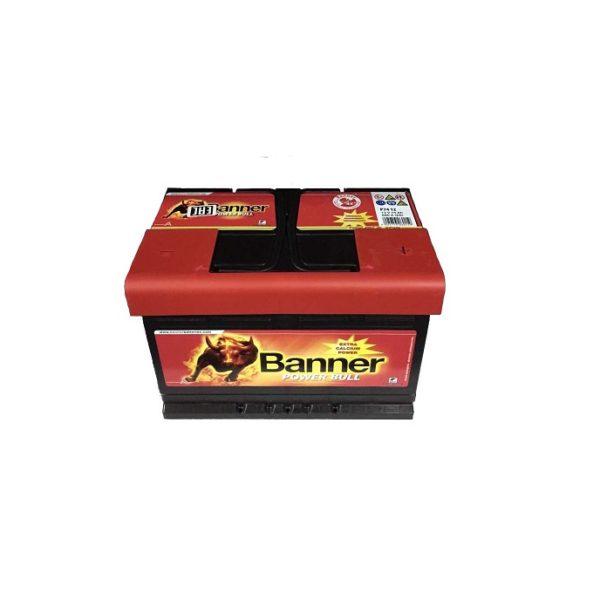 BANNER POWER BULL74A/H 680A