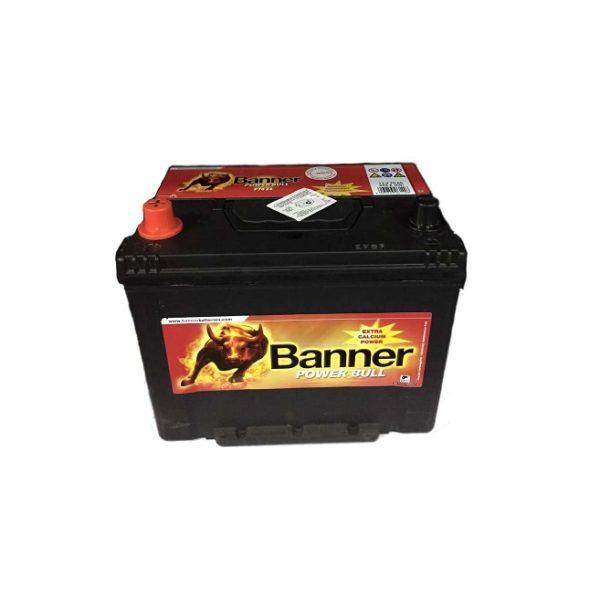 BANNER POWER BULL JAP L+ 70A/H 600A
