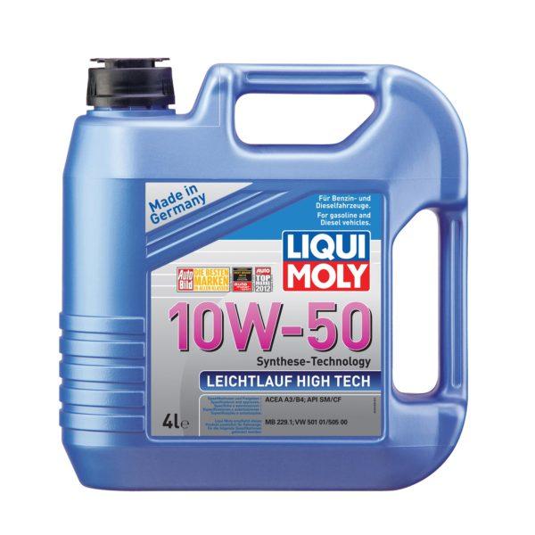 LIQUI MOLY Leichtlauf High Tech 10W50 4л