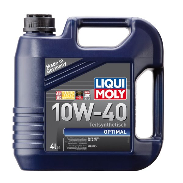 LIQUI MOLY OPTIMAL 10W40 LM 4л