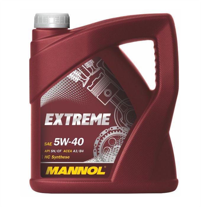 MANNOL Extreme 5W40 5л