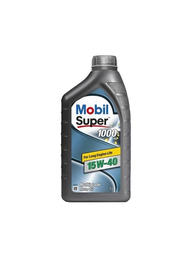 MOBIL Super 1000x1 15W40 1л