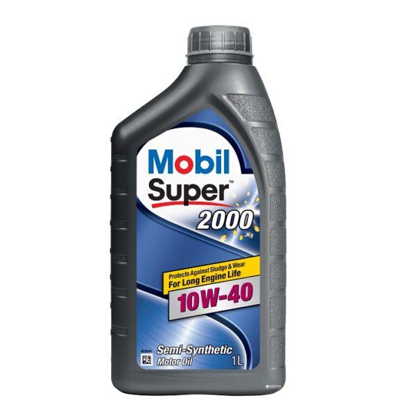 MOBIL Super 2000x1 10W40 1л