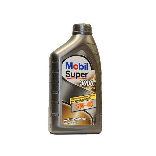 MOBIL Super 3000x1 5W40 1л