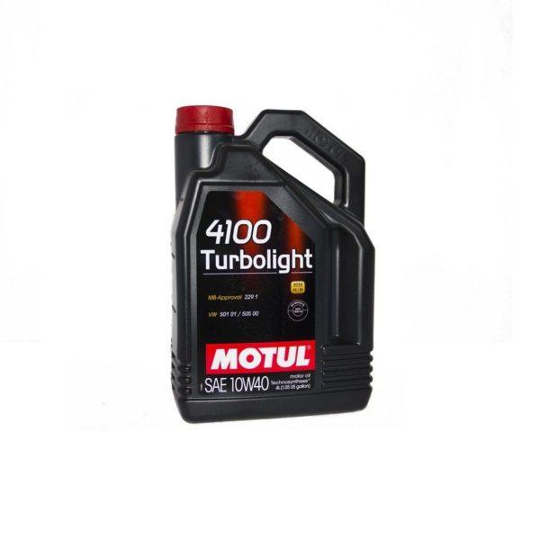 MOTUL 4100 Multidiesel 10W40 5л