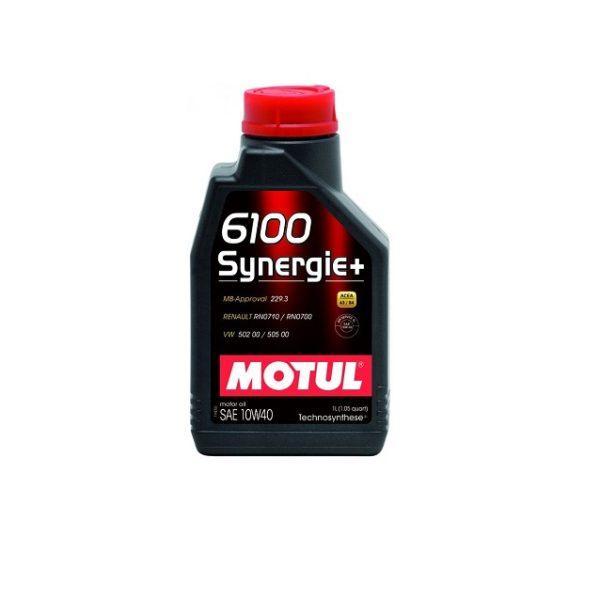 MOTUL 6100 Synergie+ 10W40 1л