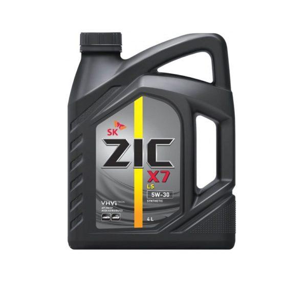 ZIC X7 Diesel 10W40 4л