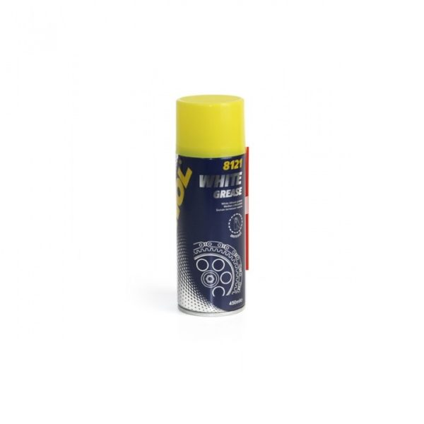 8121 MANNOL Смазка пластичная (аэрозоль) 450ml