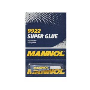 9922 MANNOL Суперклей 3gr
